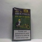 BROUTTEUX coupe fine 50 g (vert) Additifs 2 %