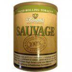 SAUVAGE 100% natural tobacco 150g (Belgique) Additifs 0%