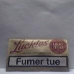 LUCKY STRIKE Luckies mélange américain intense 30g Additifs 5%