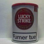 LUCKY STRIKE Red Spécial à tuber 47g Additifs 3%