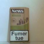 NEWS 100% tabac 30g Additifs 0%