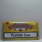 OLD HOLBORN Yellow 30g Additifs 9,5%
