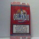 Orlando essentiel rouge 30g Additifs inf. à 3%