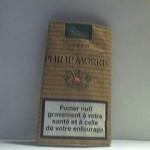 PHILIP MORRIS Green 30g Additifs 5%