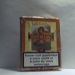 VASCO DA GAMA n°3 claro 5 ROBUTOS Sumatra Additifs 3 %
