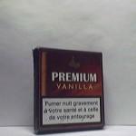 VILLIGER 20 PREMIUM Vanilla Additifs 4%