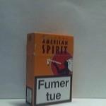 AMERICAN SPIRIT Natural Orange (Super légères) Additifs 0%