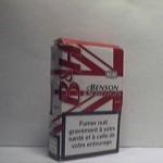 BENSON & HEDGES Red Additifs 5,5%