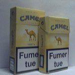 CAMEL since 1913 (jaune) Additifs 7%
