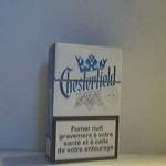 CHESTERFILED BLUE Additifs 8%