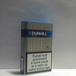 DUNHILL Switch Convertibles Silver Additifs 0 %