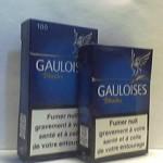 GAULOISES Blondes Bleues Additifs 6,5%