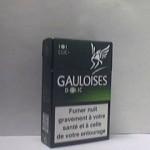 GAULOISES D-CLIC (vert) Additifs 6%