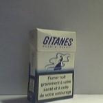 GITANES Bleu & Blanc Additifs 0%