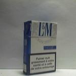 L&M Blue style Additifs 8%