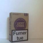LUCKY STRIKE Oriental de Turquie Additifs 0%