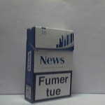 NEWS Bleu Additifs 6%