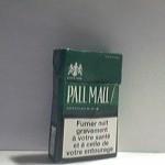 PALL MALL Menthol Additifs 6,5%