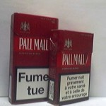 PALL MALL New Orleans (rouge) Additifs 9 %