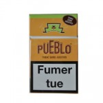Pueblo jaune et vert Additifs 0%