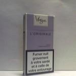 Vogue L'originale Bleue Additifs 3%ue Additifs 3