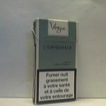 Vogue L'originale Menthe Additifs 4%