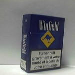 WINFIELD Bleu Additifs 3%