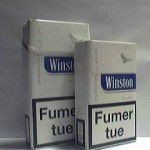WINSTON Blue Additifs 7%