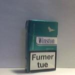 WINSTON Menthol Additifs 7%