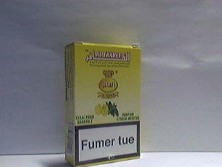 AL FAKER Citron Menthe 50g