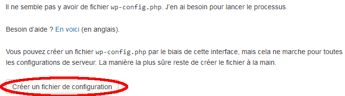 wordpress_créer_config