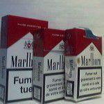 Marlboro rouge additifs 9%