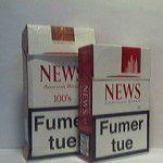 NEWS International rouge Additifs 7%