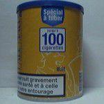 PALL MALL Blue 50g Additifs 2%