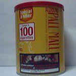 PALL MALL Red 50g Additifs 2%