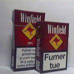 WINFIELD rouge additifs 8,5%